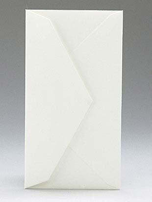 Crane & Co. Ecruwhite Kid Finish Monarch Envelopes (PE7116) - Executive Stationery
