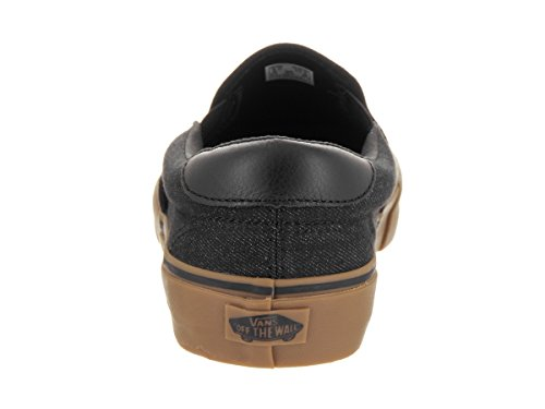 Checkerboard Slip Shoe C amp;l Denim On Skate Vans Unisex Black Gum Classic wRxqW4a