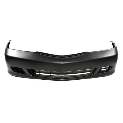 CarPartsDepot, CAPA Certified Front Bumper Cover Primered Black, 352-20731-10-CA HO1000183 04711S0XA90ZZ