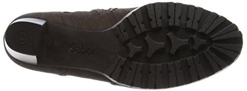 Sport Bottes Gris Vulcano Gabor Shoes Femme Comfort Micro 8qwOEBn