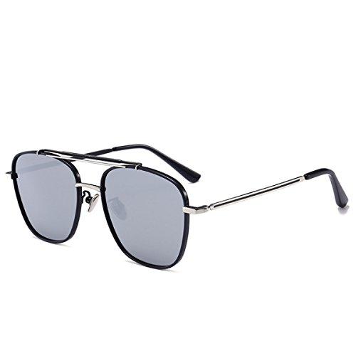 día padre conducción Gafas de del Gafas Gafas Gafas E para vintage de sol el UV Color de para Protección B hombres de sol Regalos polarizadas sol Gafas MEI ZHANG C64wgg