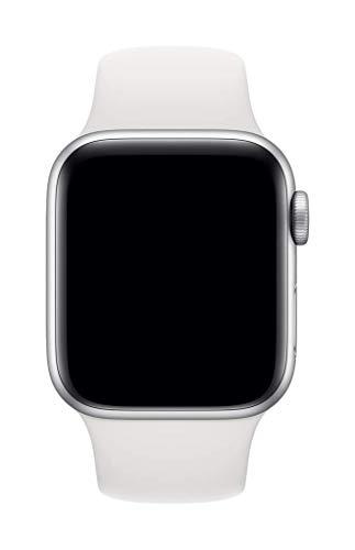 Apple Watch Sport Band (40mm) - White - S/M & M/L