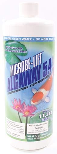 Microbe Lift 32-Ounce Pond Algaway 5.4 ALGA32 by Microbe Lift