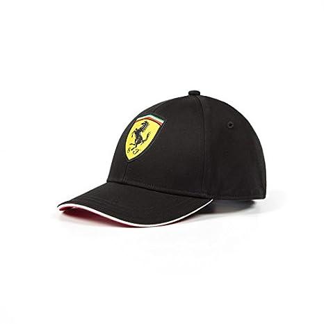 69c70d6cbf0 Amazon.com  Ferrari FB2512 - Ferrari Classic Hat  Automotive