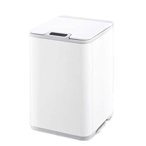 Container met recycling 10L capaciteit kunststof intelligente sensor afvalemmer woonkamer keuken badkamer waterdichte…