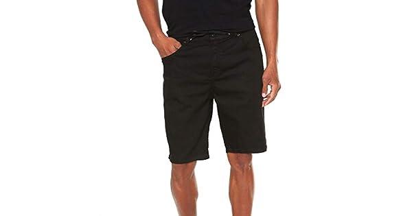 fedb0bc021 Bermuda Quiksilver Walk Skate Preta  Amazon.com.br  Amazon Moda