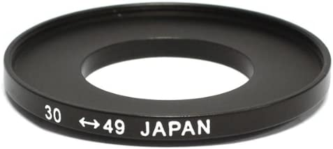 Pixco 30-43mm Step-Up Metal Adapter Ring 30mm Lens to 43mm Accessory