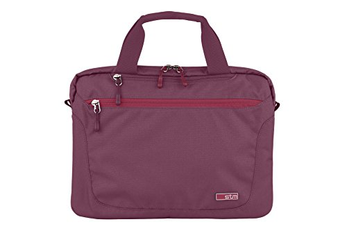 STM Swift Small Shoulder Bag, for 13-Inch Laptop and Tablet - Dark Red (stm-112-084M-40)