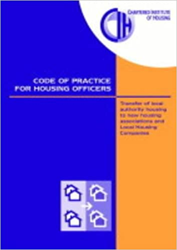Code of Practice for Housing Officers: Transfer of Local