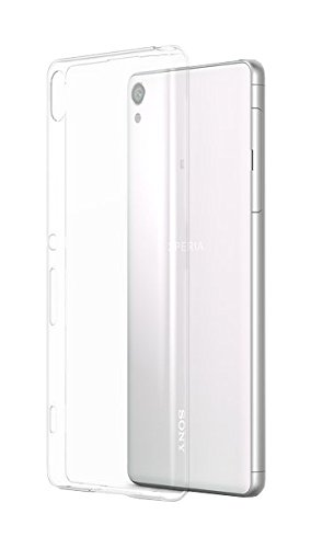half off 1ed65 dd821 SONY Mobile Smart Style Cover for Xperia X - Transparent