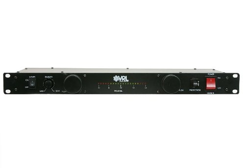 VRL PC-815L Rack Mounted Power Conditioner with Lights