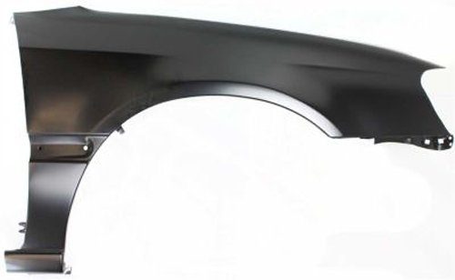 Crash Parts Plus Front Passenger Side Primed Fender Replacement for 2000-2004 Subaru Legacy (Legacy Subaru Front Fender)