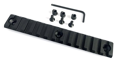 Dagger Defense single rail section for Keymod rails, - Airsoft Gun Rail System