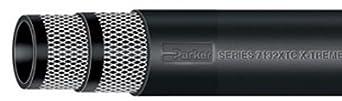 Parker 7132 Black Nitrile LP Gas Hose -UL 21 - CSA Type 1