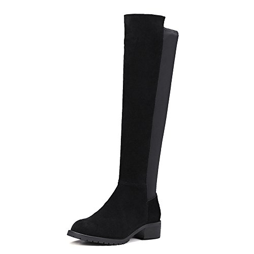 Nine SevenKnee-high-boots - Botas mujer general black