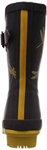 Noir Pluie Blkdfly Femme Bottes Bottines Dragonfly black De Joules Molly amp; Welly nwgY8nU6S