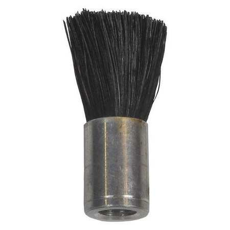 Flow Through Brush, 2'' L, Black