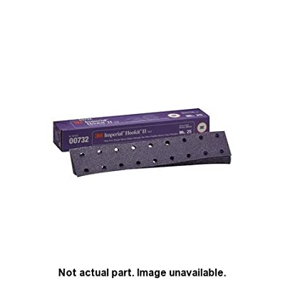 "Mirka 8A-241-500 Abralon 6"" 500 Grit Foam Backed Velcro Hook & Loop Polishing & Buffing Discs 8A-203-500 Box of 20 Discs"