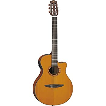 Yamaha NTX700C Acoustic Electric Classical Guitar with Cedar Top