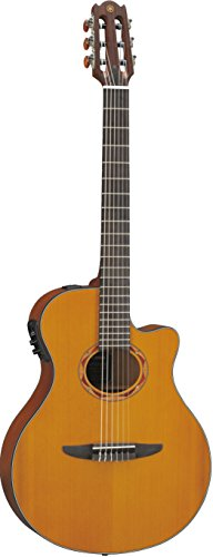 (Yamaha NTX700C Acoustic Electric Classical Guitar with Cedar Top)