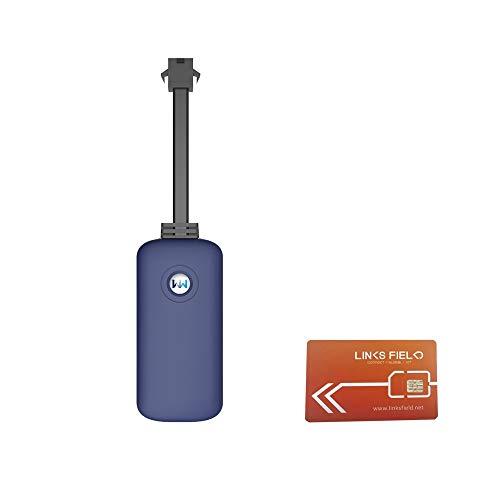 GPS Tracker Mini Waterproof GPS Tracker Real Time Car Tracking Device with SEA Sim