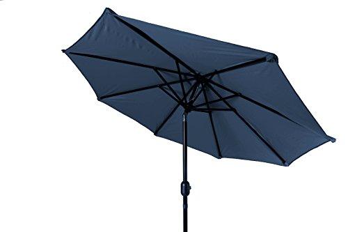 Trademark Innovations Crank Patio Umbrella