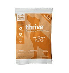 The Honest Kitchen Thrive Dehydrated Dog Food, 1 oz sample