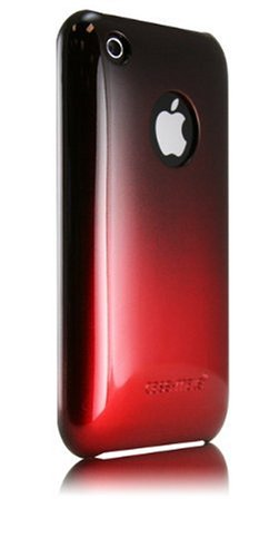 Case-Mate Barely There Case for iPhone 3G/3GS - Royal Red