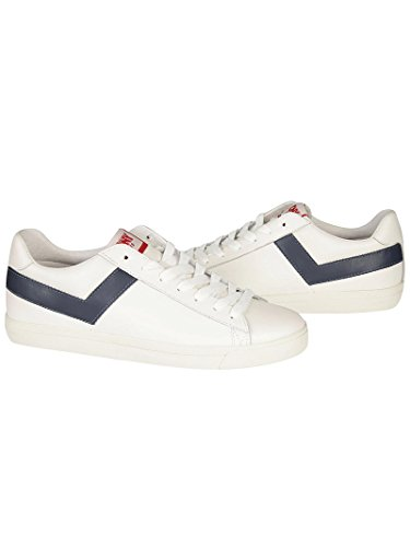 Chaussures Blu Pony Ox White Homme Bianco Star Sneakers Top Navy gvTOq