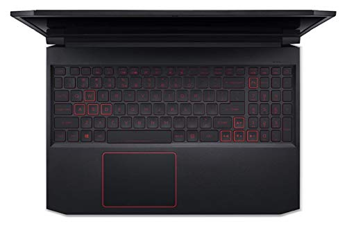 Acer Nitro 7  9th Gen Core i5 15.6-inch Full HD IPS Thin and Light Gaming Laptop (8GB/1TB SSD/Windows 10/6GB Graphics/Obsidian Black/2.4kg), AN715-51
