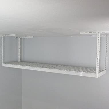 SafeRacks - 2x8 Overhead Garage Storage Rack (12 -21 )