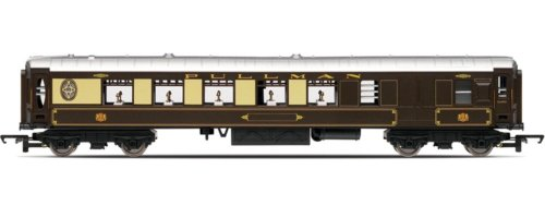 Hornby R4313 00 Gauge Pullman Brake Car Railroad Rolling Stock