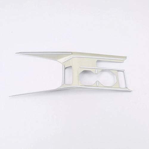 FFZ Parts 7655 Mittelkonsole Becherhalter Blende Abdekung Rahmen Passend F/ür VW T-Cross TDI TSI Rline