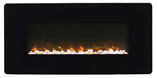 DIMPLEX Winslow Electric Fireplace, One Size, Black Dimplex Corner Electric Fireplace