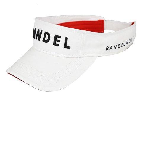 複数サージアンカーバンデル ゴルフサンバイザー フリーサイズ(メンズ?レディース?ユニセックス)BANDEL GOLF