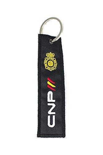 Llavero Policía Nacional CNP Bordado 1