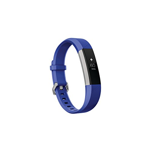 Health & Personal Care : Fitbit Ace, Activity Tracker for Kids 8+, Electric Blue / Stainless Steel One Size