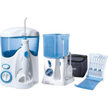Waterpik Water Flosser Ultra & Traveler Combo Kit by Waterpik (Image #1)
