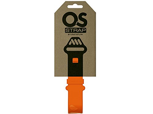 All Mountain Style AMSST135OR OS Strap to Hold Bike Camera - for Those Oh Shit! Moments When You Flat, - Bike Ams
