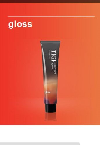 TIGI Colour Radiant Gloss Demi-Permanent Creme - Very Light Natural Golden Blonde 9/03 9NG