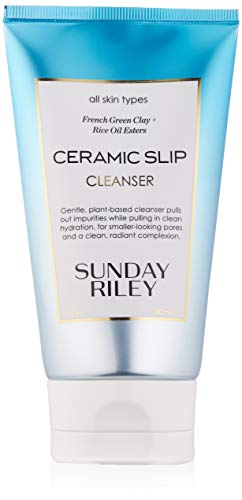 Sunday Riley Ceramic Slip Cleanser, 5 Fl. - Clay Ceramic