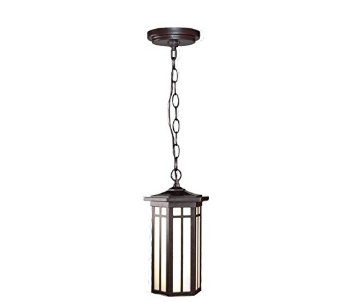 UPC 008938104265, LED Outdoor Hanging Antique Bronze Light