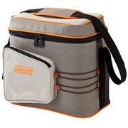 16-Can Soft Cooler, Sand and Orange-Coleman-3000001957 (Coleman Hard Liner Cooler compare prices)