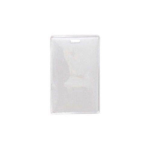 - Vertical Anti-Print Transfer Proximity Card Holders - 100pk