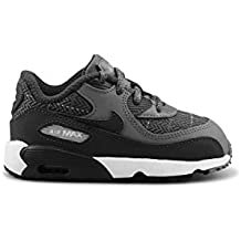 Nike Air Max 90 SE LTR (TD) Cool Grey Anthracite Wolf Grey 859561-001