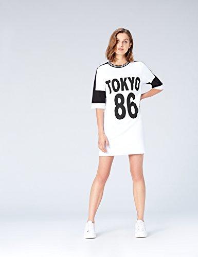 Vestito In Cotone Modello Biancowei shirt Find Donna T 8nwN0m