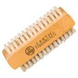 Therapeutics Nail Professional Earth Brush - Earth Therapeutics Genuine Bristle Nail Brush 1 Ea 3.5