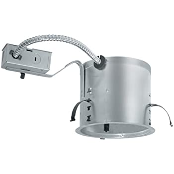 Juno Lighting IC21R 6-Inch IC Rated Shallow Incandescent Universal Remodel Housing  sc 1 st  Amazon.com & Juno Lighting IC21R 6-Inch IC Rated Shallow Incandescent Universal ... azcodes.com