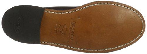 Cordo Classic Sebago Mocassini Leather Uomo Rosso ZTqpB