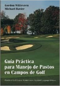 Book Handbook of Practical Golf Course Maintenance